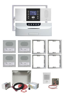 Intercom System Kits for New Installations