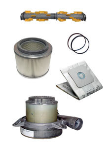 Central Vacuum Replacement Parts