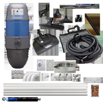AVP3000 3-inlet Pigtail Kit