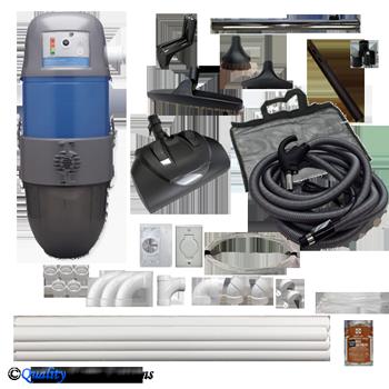 AVP7500 3-inlet Electric Kit