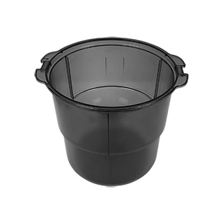 Beam 120317 Dirt Can 4 Gallon Smoked
