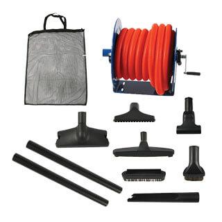Premium Garage Package With Hose Reel