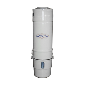 Bagless Central Vacuum Unit