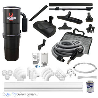 Hayden  9000 9-inlet Electric Kit