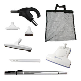 Universal  Hide-A-Hose Accessory Kit for VACU-MAID