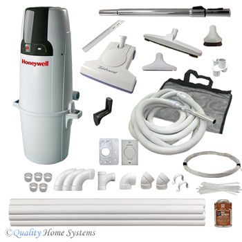 Honeywell H750 9 Inlet Turbo Kit Quality Home Systems
