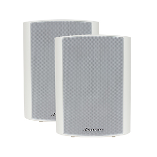 IntraSonic JA-T5W Indoor Outdoor Cube Speaker
