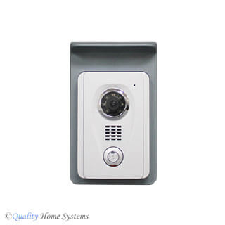 IntraSonic VIDOOR Video Door Camera
