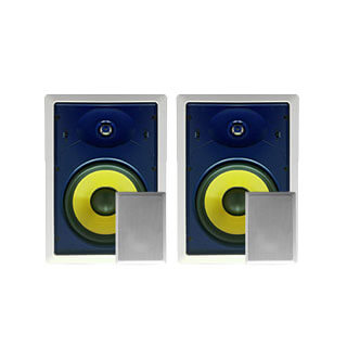 IntraSonic EX-I80II Extreme Series In-Wall Speaker (Pair)