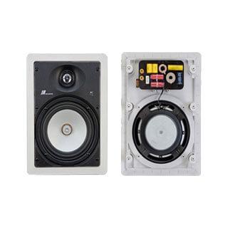 IntraSonic JA-I6AII Silver Series In-Wall Speaker (Pair)