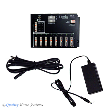 M&S DMC-10H Structured Wire Intercom Hub