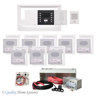 M Amp S Dmc1 Intercom System Replacement 6 7 8 Wire 8 Room