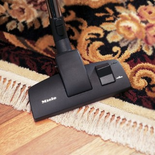 Miele SBD 285-3 AllTeQ Combination Rug and Floor Tool
