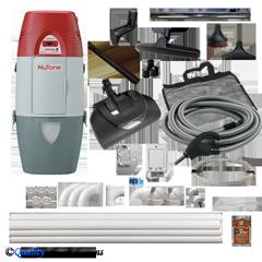 VX550C 6-inlet Electric Kit