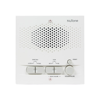 NuTone NRS200WH Indoor Remote Station
