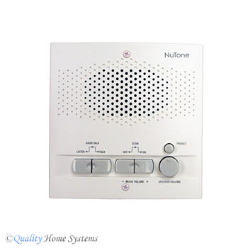 Intercom Speakers for NuTone