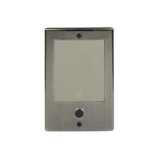 Door Speaker For Intercom Antique Brass