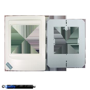 NuTone NF300PWH Patio Station Retrofit Frame