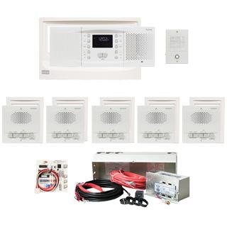 nutone nm100 intercom system upgrade replacement 5 room. Black Bedroom Furniture Sets. Home Design Ideas