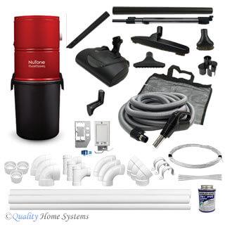 PP500 3-Inlet Electric Kit