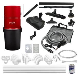 NuTone  PP5501 3-Inlet Pigtail Kit