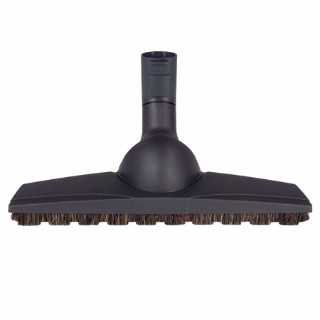 Sebo 1327WS Turn & Clean Parquet Floor Brush -gray black