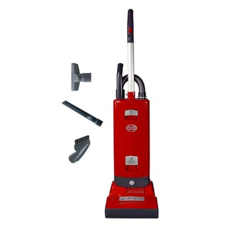 Sebo 91503AM Automatic X7 Red
