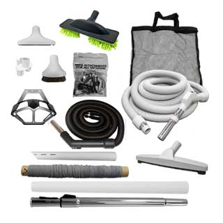 Universal  Preference Platinum Smooth Floor Accessory Kit for VACU-MAID