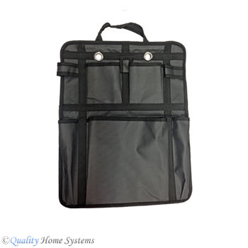 Universal Vinyl Reinforced Tool Bag Quality Home Systems