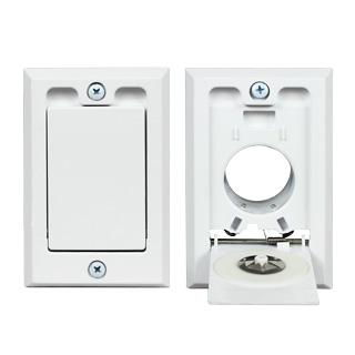 Universal 791700W Square Door Inlet Valve