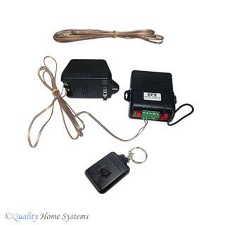 Universal  Central Vacuum Remote Control Kit for VACUFLO