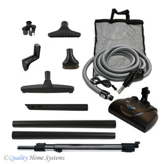 Universal  Preference Gold Electric Accessory Kit for Ultra Soft Carpet for WESSEL-WERK