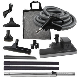 Universal  Preference  Cordless Accessory Kit with Ascendant Powerhead for WESSEL-WERK