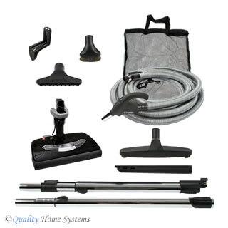 Vacumaid Premium Electric Kit 35 Ft Pigtail