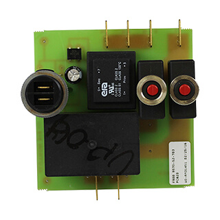 VacuMaid PC820 Circuit Board