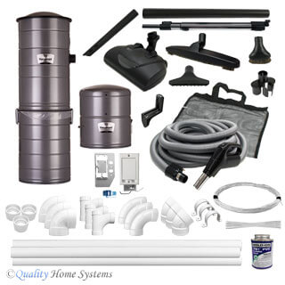 S2600 6-inlet Electric Kit