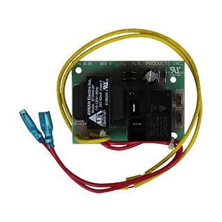 Vacuflo 8125-01 Circuit Board