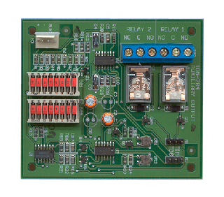 Auxiliary Relay Control Board