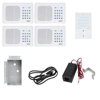 Valet  System One Intercom System Kit