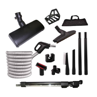 Select Collection Central Vacuum Kit 30 Ft Pigtail