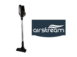 Airstream's Cordless Stick Vacuum is Worth Every Penny