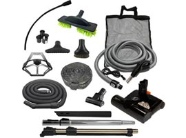 Quality Home Systems NEW exclusive SEBO Diamond Accessory Kit