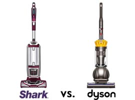 Shark vs dyson. You asked we're going to tell you
