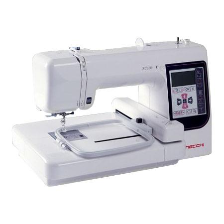 Necchi EC100 Embroidery Machine