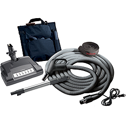 NuTone CK350 Deluxe Electric Central Cleaning Kit