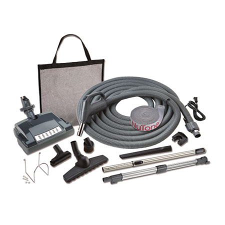 NuTone CS500 Carpet & Bare Floor Combo Pigtail Set