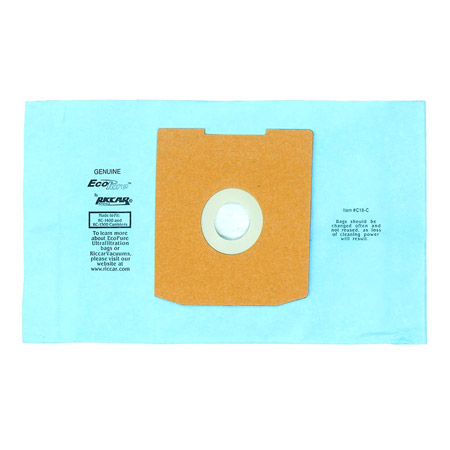 Riccar C18-6 Paper Bags For Most Canisters Type H 6-Pk